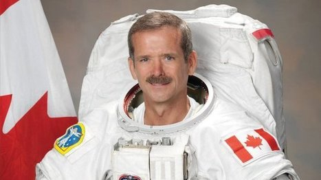 Chris Hadfield presenting lecture at LU next week | More Commercial Space News | Scoop.it
