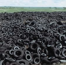 A new recycling technology for old tyres | The Future of Waste | Scoop.it