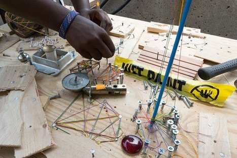National Week of Making reflects trend toward makerspaces | Lurk No Longer | Scoop.it