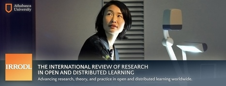 Mobile learning: Moving past the myths and embracing the opportunities | Brown | The International Review of Research in Open and Distributed Learning | Mobile Learning in Higher Education | Scoop.it