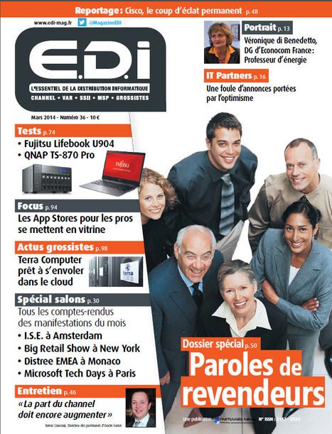 IT Partners 2014 : le rédactionnel très complet réalisé par l'équipe de journalistes d'EDI | IT Partners | Scoop.it