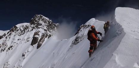 Les ITW du Banff: Christophe Dumarest | Montagne TV | Scoop.it