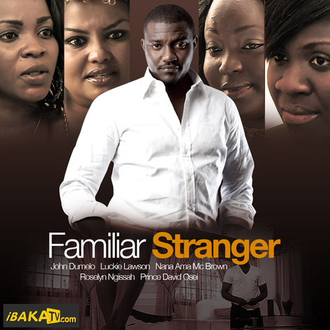 "#Nollywood #NewMovie #iBAKATV #MovieTitle: ""Familiar Stranger"" How would you plan a perfect murder for a cheating #Husband, 