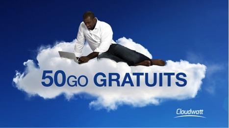 Cloudwatt offre 50 Go de stockage gratuits à tous les professionnels | Robert Mizielski | Scoop.it