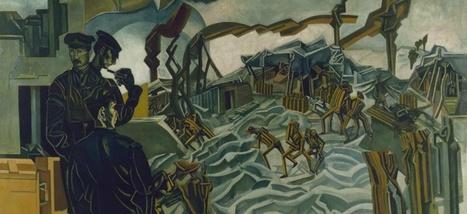 Avant la Première Guerre mondiale, l'art était déjà pensé en tant que pouvoir d'intervention social   Centenaire   Scoop.it