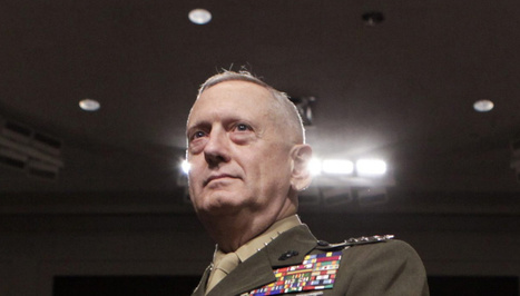 Jim 'Mad Dog' Mattis Once Wrote A Letter On The Importance Of Reading, And You Should Read It - BB4SP | Conservative Politics | Scoop.it