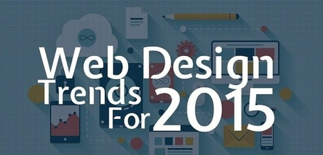 Web Design Trends For 2015 | SEO tips & Services | Scoop.it