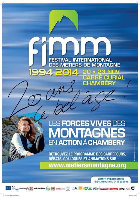 Mountain Riders - Festival International des métiers de montagne (FIMM) | Développement durable en montagne | Scoop.it