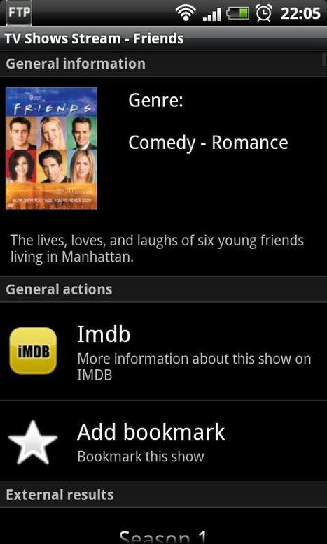 Best Android Apps for Streaming TV & Movies   Android OS News   Richard Kastelein on Second Screen, Social TV, Connected TV, Transmedia and Future of TV   Scoop.it