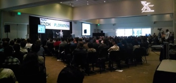 PayPal Hosts Packed 'Introduction to Bitcoin' Event - CoinDesk | money money money | Scoop.it