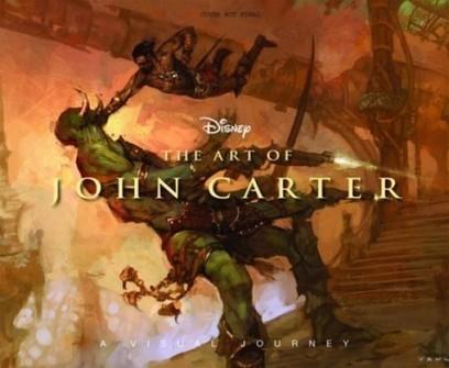 El Arte Conceptual de John Carter • Cinergetica | VIM | Scoop.it