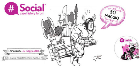 I Viaggi del Barbaro alla Social Case History Forum 2013 | Social net(work & fun) | Scoop.it