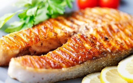 Eating fish 'could lower anxiety during pregnancy' - Telegraph.co.uk | holistic stress management | Scoop.it