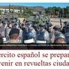 El ejército español se prepara para intervenir en revueltas ciudadanas | La R-Evolución de ARMAK | Scoop.it