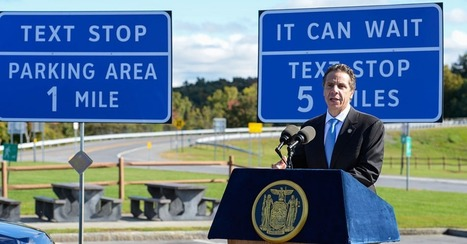 New York Creates 'Texting Zones' to Stop Car Accidents   Cool New Things   Scoop.it