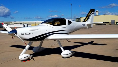 Electric aircraft Sun Flyer – Business Insider | GarryRogers Biosphere News | Scoop.it
