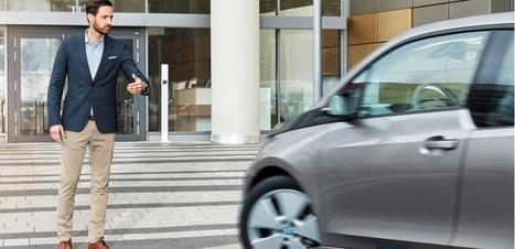 Au CES de Las Vegas, l'auto connectée apprend à dialoguer avec son environnement | assisteurs | Scoop.it
