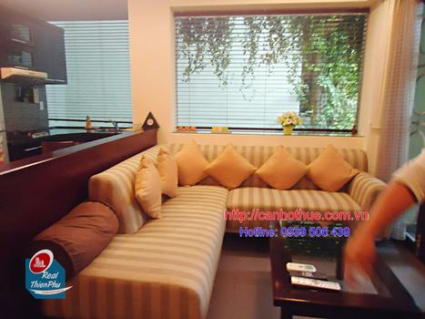 Căn hộ dịch vụ Green Garden Q.phú nhuận cho thuê 3pn có GYM   Cho thuê căn hộ ngắn hạn   Scoop.it