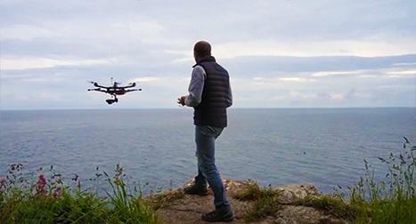 Des racines et des ailes - Bonus : Cap Fréhel vu du drone   Drone et prises de vues aériennes   Scoop.it