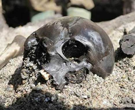 Skeleton Army Rises from Bog : Discovery News | History 101 | Scoop.it