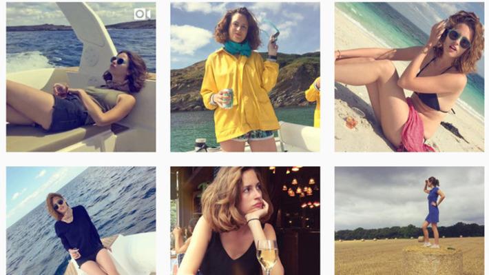 Mise à jour : le compte Instagram Louise Delage était bien une campagne de prévention | Médias sociaux : Conseils, Astuces et stratégies | Scoop.it