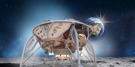 This Israeli Team is Hopping Its Way to the Lunar X-Prize | The NewSpace Daily | Scoop.it