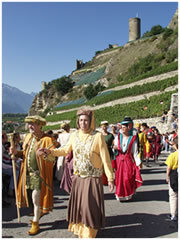 Saillon Fêtes Médiévales 2011 - Bienvenue aux Fêtes Médiévales de Saillon ! | Festivals Celtiques et fêtes médiévales | Scoop.it