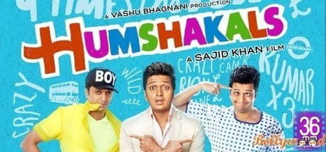 Humshakals Movie Review : Another mistake of Sajid Khan   justbollywood   Scoop.it