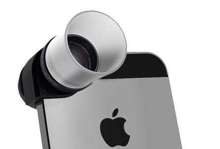 Olloclip gets up close and personal with new Macro 3-in-1 lens | techy tips and tricks | Scoop.it