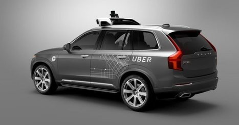 Uber's first self-driving cars will start picking up passengers thismonth | DigitAG& journal | Scoop.it