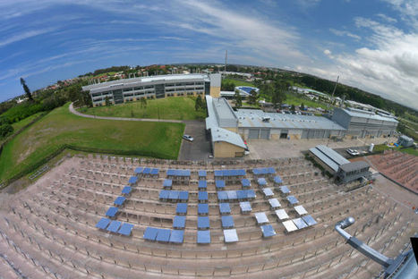 Australia Sets Record for Solar Heated Steam | Construction | Scoop.it
