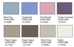 New! 2012 Color Trends Home & Interior  – All 9 PantonePalettes! | Designing Interiors | Scoop.it