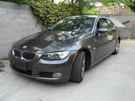 2007 BMW 3 Series – 328I X DRIVE COUPE 6SPD MANUAL For sale | CLA TIME | Business Ocean | Scoop.it
