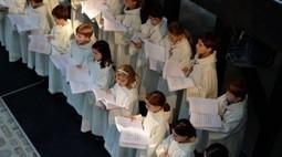 Diocèse de Nantes – 21 décembre 2013 : Passage Ste-Croix de Nantes – Concert de Noël avec la Pré-Maitrise de la Cathédrale | Cathédrale saint Pierre et saint Paul de Nantes | Scoop.it