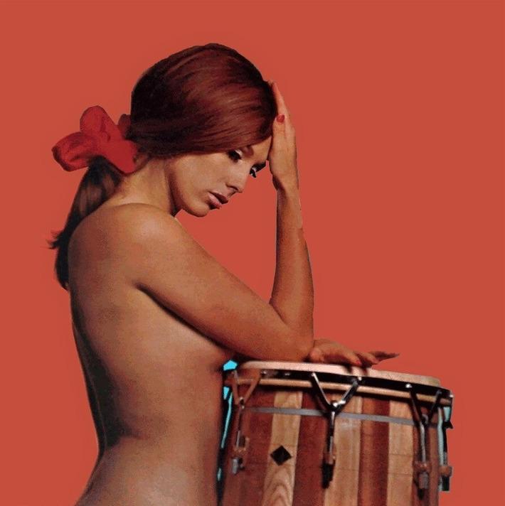 Vintage Nude with Drum | Sex History | Scoop.it