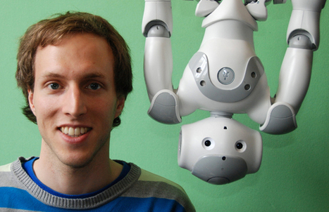 Inversion effect in human-robot interaction   The Robot Times   Scoop.it