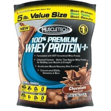Muscletech 100% Premium Whey Protein + | Nutrition Supplements | Scoop.it