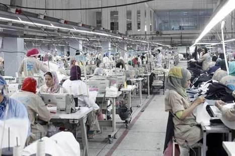 Maroc : Un plan pour ressourcer le secteur du textile-habillement à l ... - MAGHREB EMERGENT | Investir au Maroc | Scoop.it