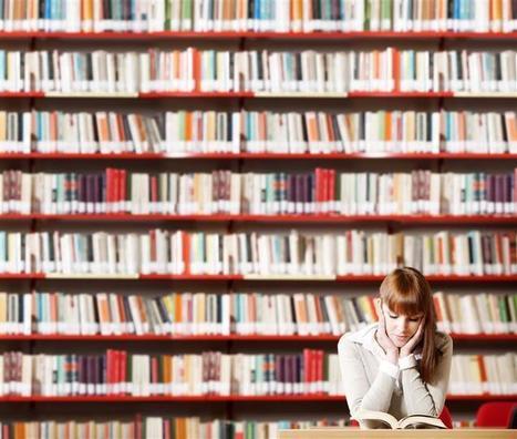 8 razões para ler (livros a sério) | Bibliotecas Escolares | Scoop.it