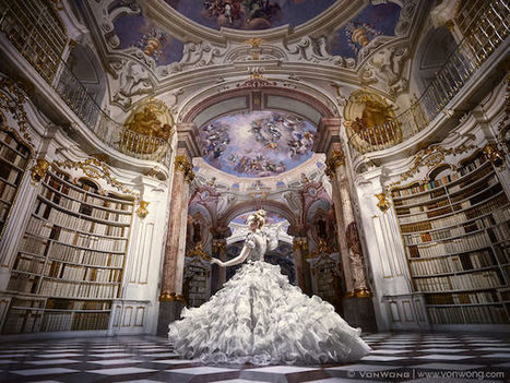Real-Life 'Beauty And The Beast' Library Is Breathtakingly Beautiful (Photos) | Libraries | Scoop.it