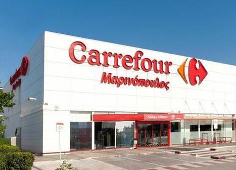 Carrefour fuit la Grèce !  | agro-media.fr | Actualité de l'Industrie Agroalimentaire | agro-media.fr | Scoop.it