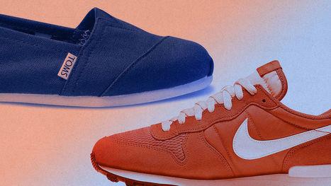 Nike Spends Billions On Marketing, But Millennials Still Like Toms More | Modern Marketing Revolution | Scoop.it