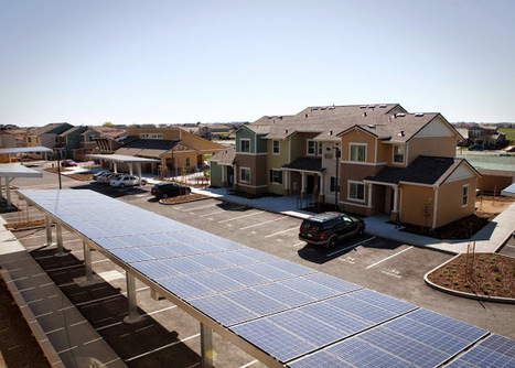 New California Housing Community Goes Zero Net Energy | Green Energy Technologies & Development | Scoop.it