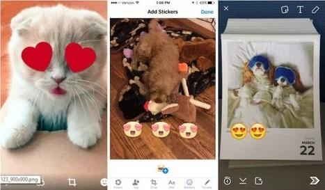 Twitter Stickers en test va permettre d'ajouter des autocollants à vos photos - Arobasenet.com | TIC et TICE mais... en français | Scoop.it
