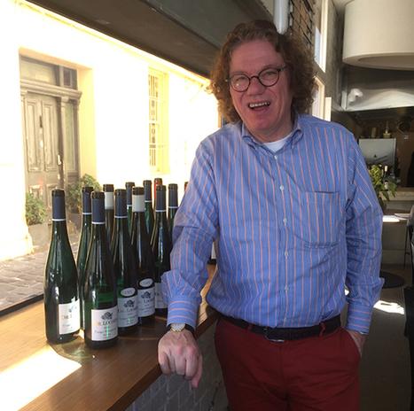 Back to the Future, Ernie Loosen's Dry GG Wines | Vitabella Wine Daily Gossip | Scoop.it