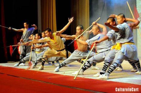 Ever seen Shaolin Warriors show at Red Theater in Beijing? | Beijing Kungfu Show | Scoop.it