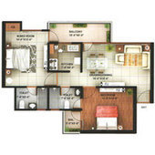 4, 3 & 2 BHK Apartments in Greater Noida | Flats in Noida Extension | Raj Residency Noida Extension | Scoop.it