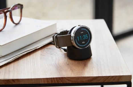 Hands On With The Moto 360, The First Round Smart Watch  | TechCrunch | Public Relations & Social Media Insight | Scoop.it