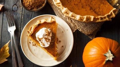 Pumpkin pie: la ricetta originale americana della torta di zucca   Wine Dharma   Italian food and wine   Scoop.it