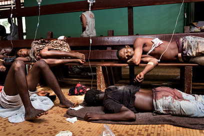 Bearing Witness, Losing Her Life | Best of Photojournalism | Scoop.it